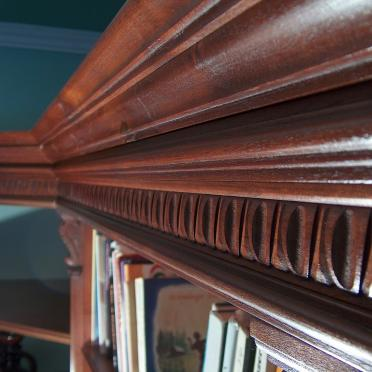 Carved molding