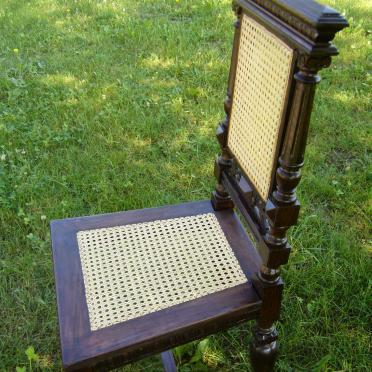reconditioned chair